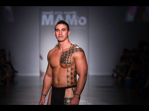 2014 MAMo Wearable Art Show at HONOLULU Fashion Week