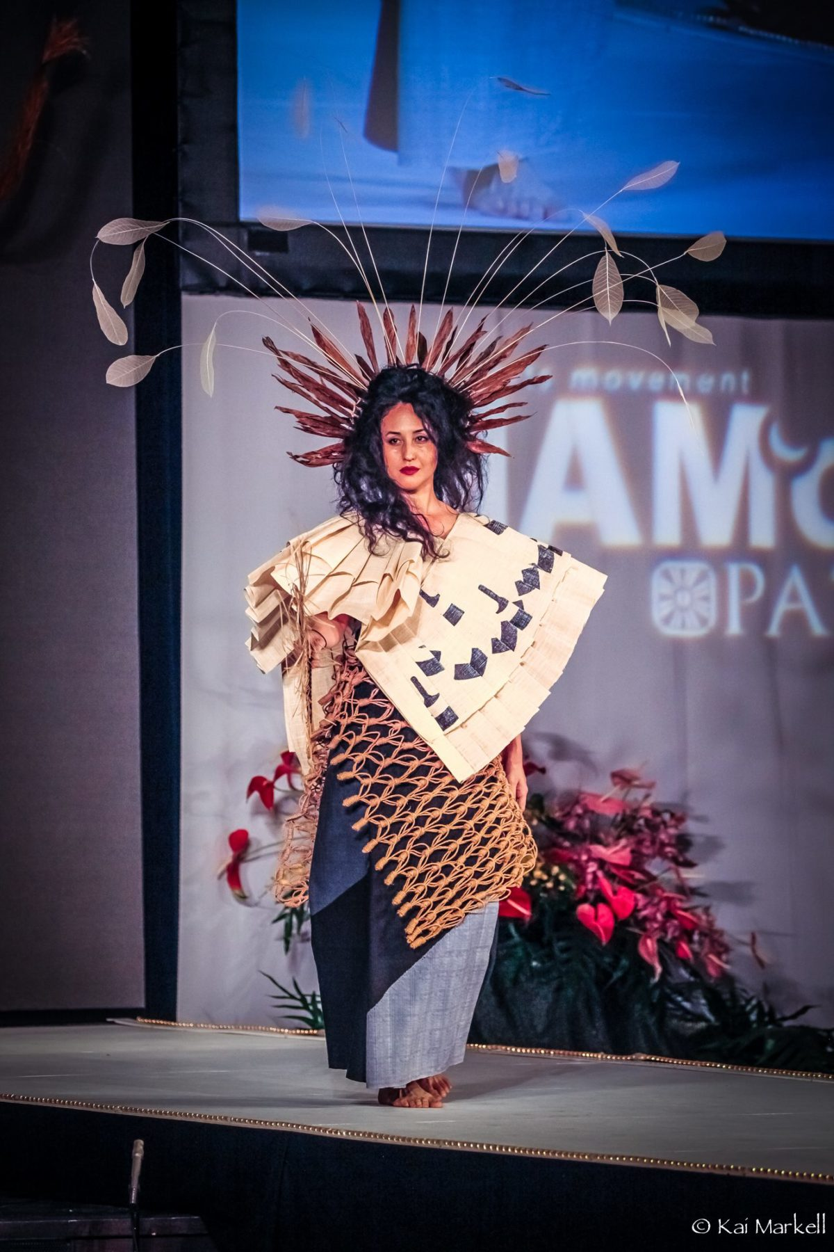 2016 MAMo Wearable Art Show